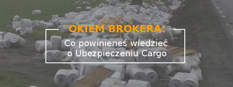 Ubezpieczenie Cargo